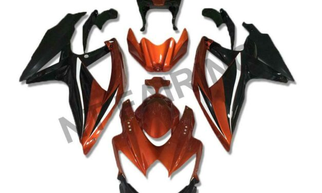 DS New Injection Fairing Mold Fit for Suzuki 2008-2010 GSXR600/750R a067