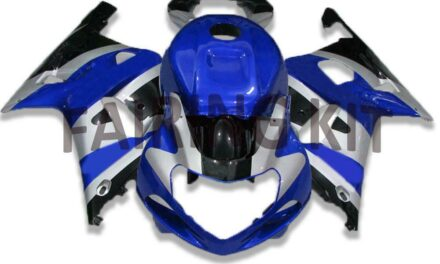 FK Fit for Suzuki 2001-2003 GSXR600/750 Molded New Injection Fairing Blue f041