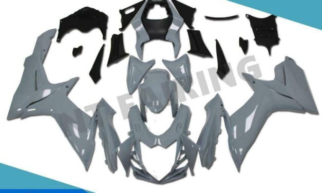 FTC Gray Fairing Fit for SUZUKI 2011-2020 GSXR 600/750 Injection Mold ABS a0GY