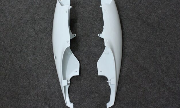Unpainted Rear Tail Side Panel Fairing Cover For SUZUKI GSXR600/750 2006 2007 US