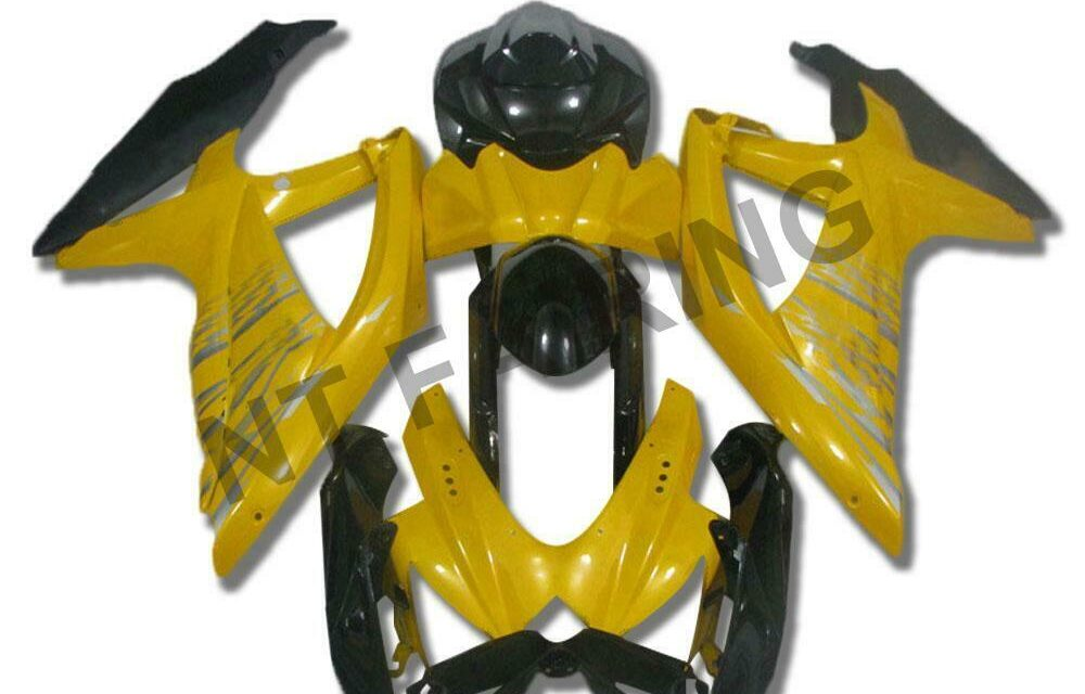 DS Injection Fairing New Mold Fit for Suzuki 2008-2010 GSXR600/750R a058
