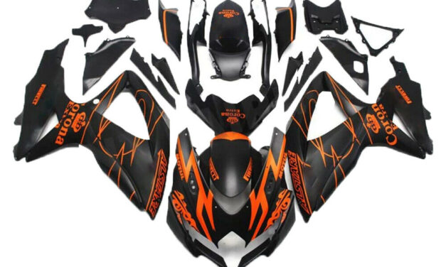SC Injection ABS Plastic Fairing Fit for Suzuki 2008-2010 GSXR 600 750 a044
