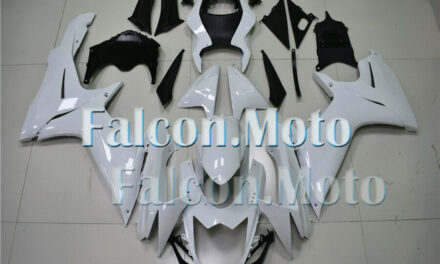 New Glossy White Fairing Injection Fit for GSXR 600/750 2011-2019 K11 ABS aDV