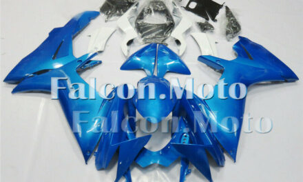 Blue Injection Mold Plastic Fairing Fit for 2011-2019 GSXR 600 GSXR 750 K11 aAN