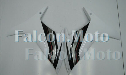 Left Right Side Mid Fairing ABS Injection Fit for 2011-2019 GSXR 600 750 K11 aAK