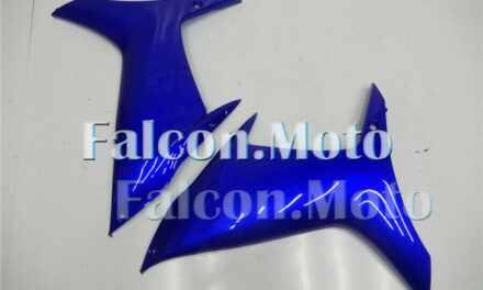 Left+Right Side Mid Cowl Fairing for 2011-2018 GSX-R 600/750 K11 Injection Blue