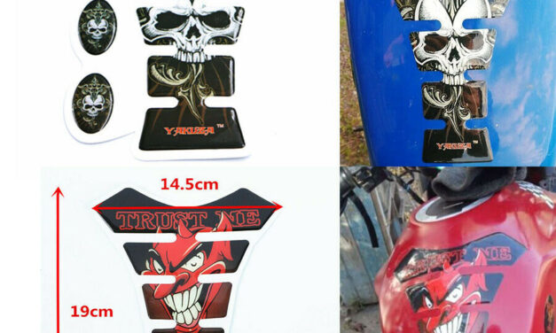 Fuel Tank Pad Protector Decal Sticker for GSXR600/750/1000 GSX-S GSF650 1250 TL