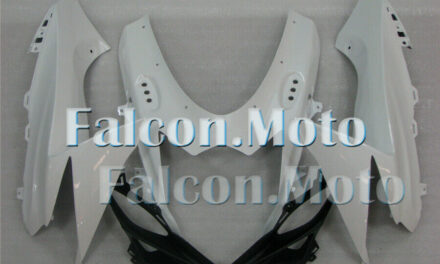 Front Nose Cowl Upper Fairing Fit for 2011-2018 GSX-R 600/750 K11 White New aAO