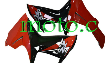 Left Right Side Fairing Fit for GSX-R 600 750 2011-2020 Black Red Injection #Ah