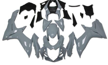 CC Mold Injection Gray Body Fairing Fit for Suzuki 2011-2020 GSXR 600 750 a0gray