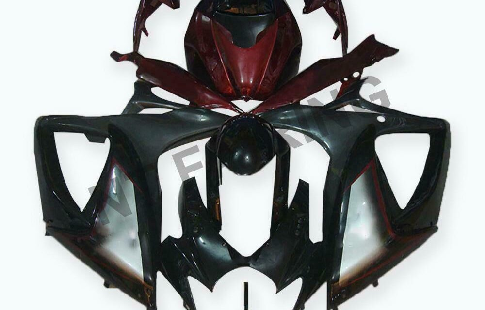 GL Injection Slive Red ABS Fairing Fit for Suzuki 2006 2007 GSXR 600 750 a025