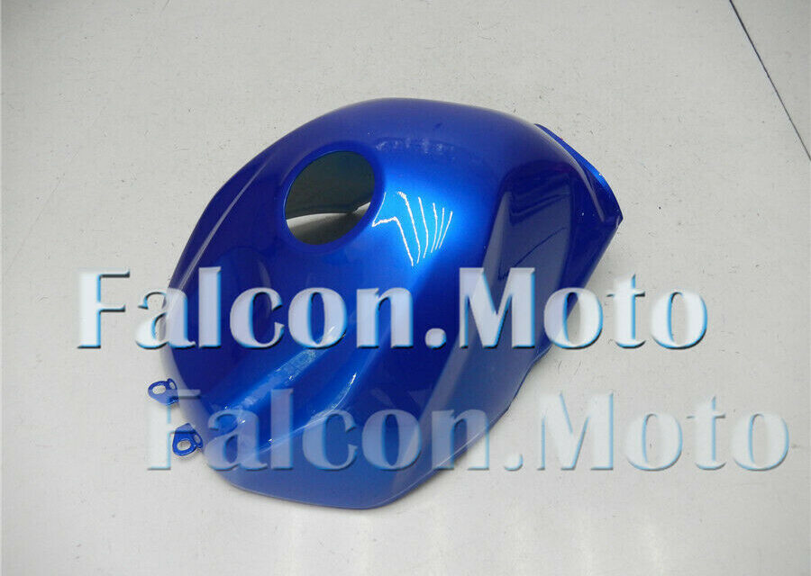 Full Tank Cover Fairing Fit for GSXR 600 750 2004-2005 K4 Injection Blue New aAE