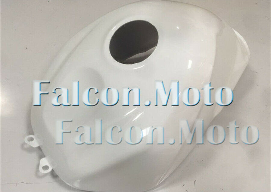 Full Tank Cover Fairing Fit for GSXR 600 750 04-05 K4 Injection Pearl White aAH