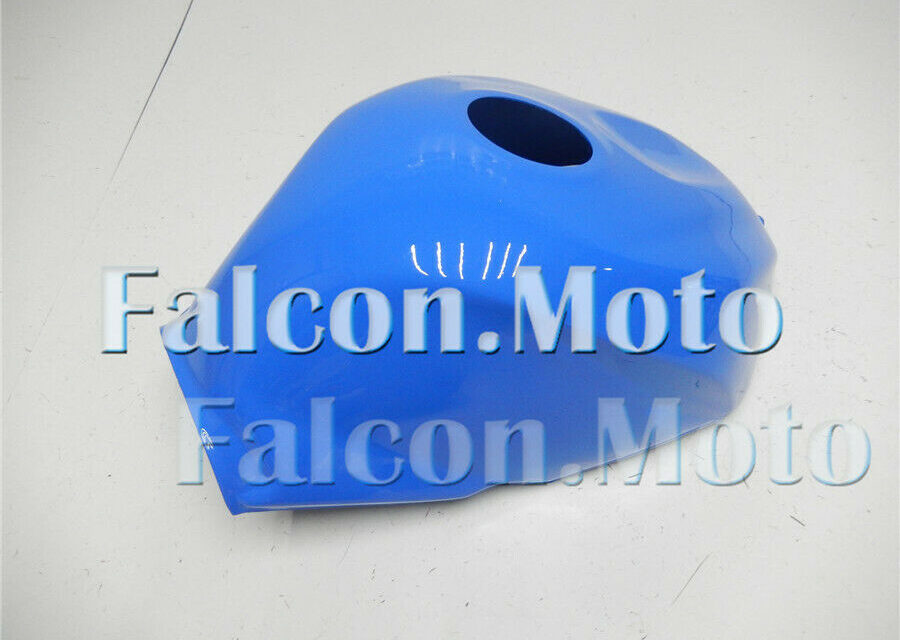 New Blue Full Tank Cover Fairing for GSXR 600 750 2004-2005 K4 Injection ABS aAA