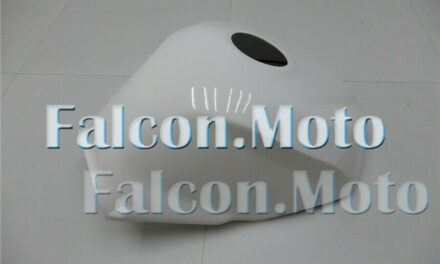 Glossy White Full Tank Cover Fairing Fit for GSXR 600 750 04-05 K4 Injection aAD