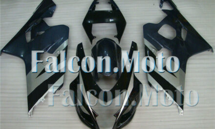 Fairing Fit for GSXR 600 750 2004-2005 K4 ABS Plastics Set Injection Mold aGZ