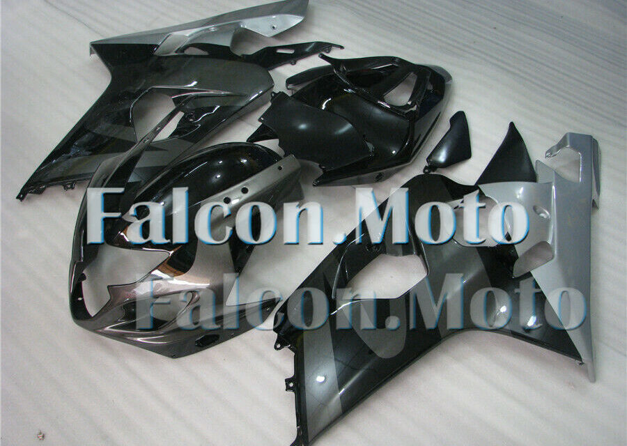 Fairing ABS Plastic Fit for GSXR 600 750 K4 2004 2005 04 05 Injection Mold aJX