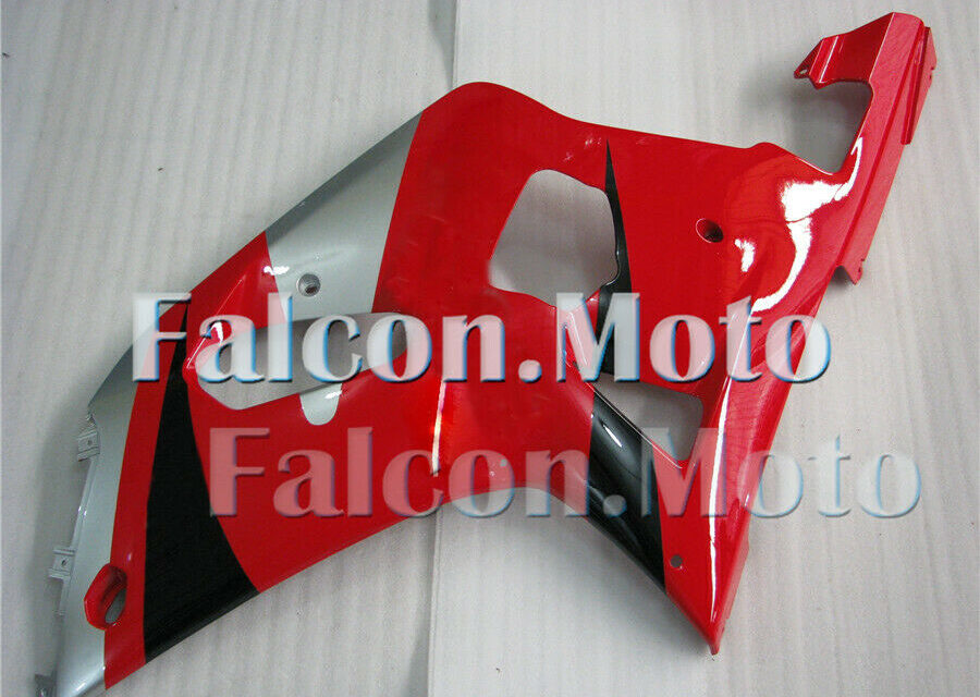 Left Side Fairing Injection Plastic Fit for Suzuki GSXR 600 750 2001-2003 K1 aAD