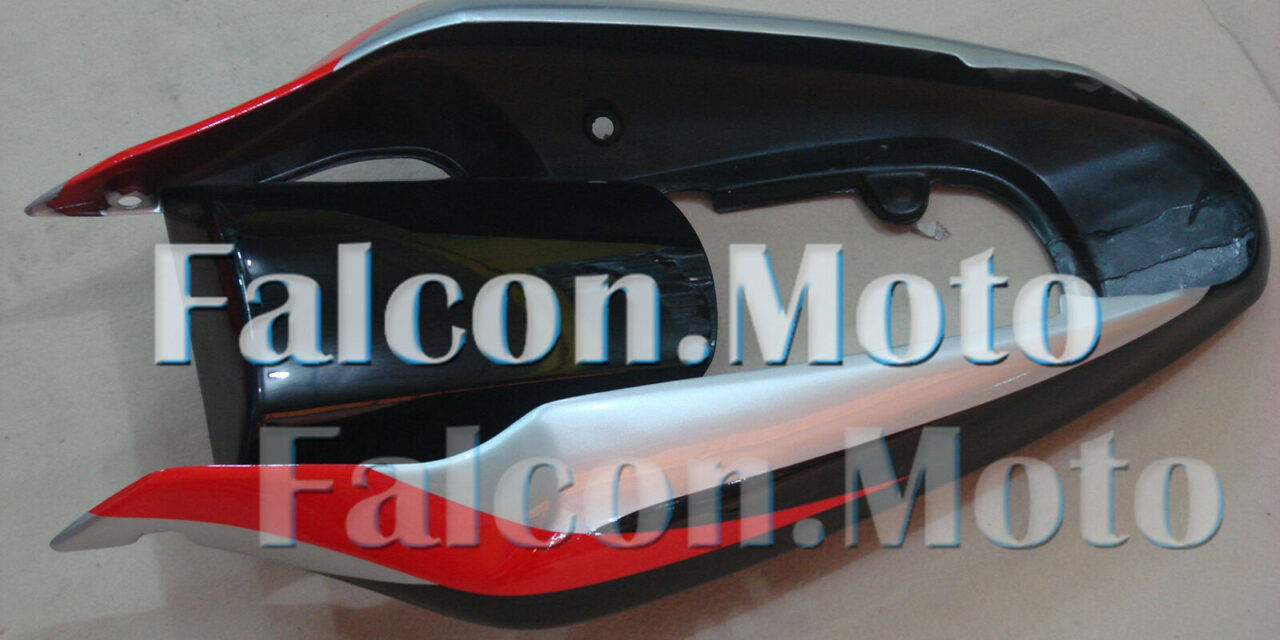 Rear Tail Seat Cowl Fairing Fit for GSXR600 GSXR750 K2 2001-2003 Injection ABS
