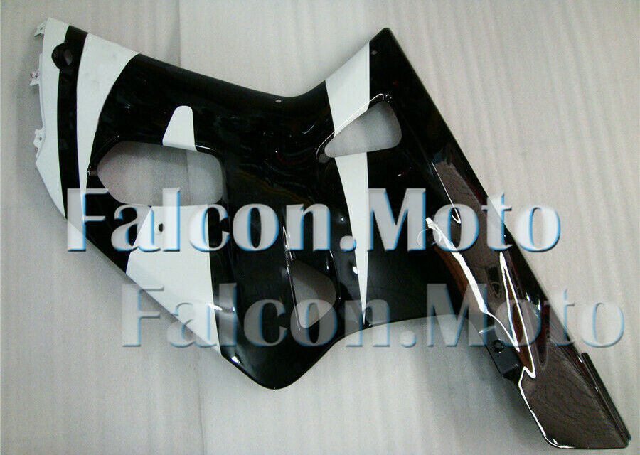 Right Side Fairing Fit for Suzuki GSXR 600 750 01-03 K1 Injection White Black AN