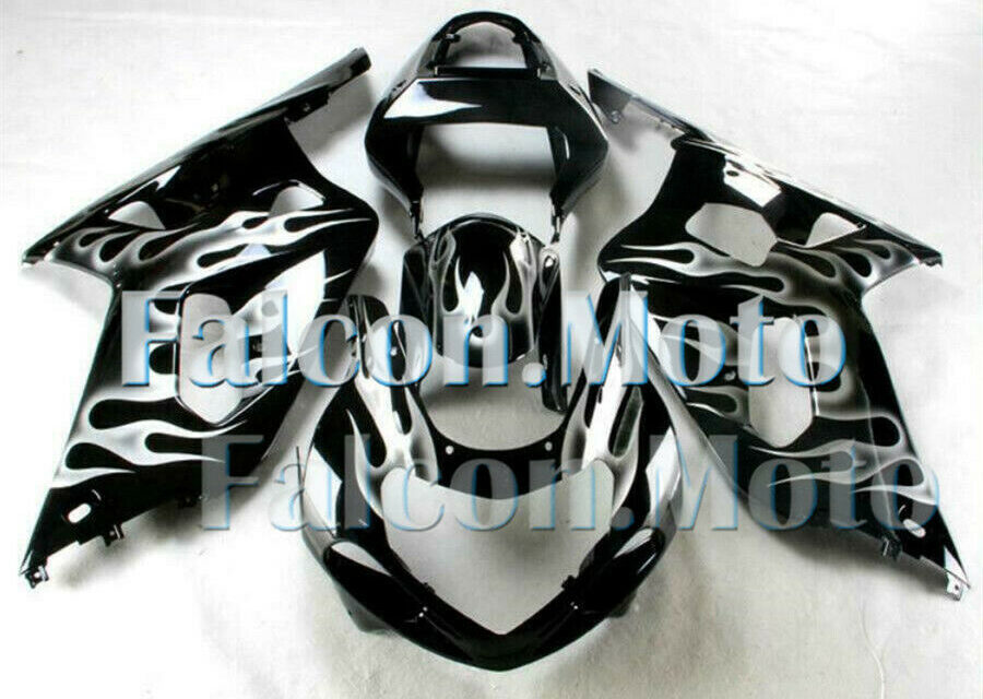 Complete Fairing Fit for 2001-2003 GSX-R 600 750 K1 Injection Plastics Set iAW