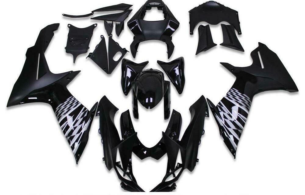 SC Injection Molded Fairing Fit for Suzuki 2011-2020 2012 GSXR 600/750 a004